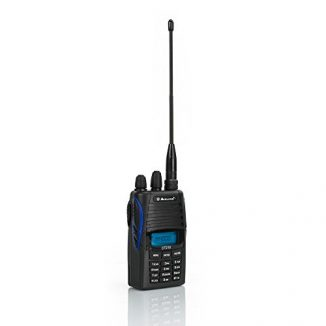 Midland Vhf Ct-210 - Walkie-Talkie, negro