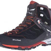 SALEWA MS MTN TRAINER MID GTX - botas de senderismo de material sintético hombre