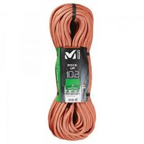 Cuerda de escalada Millet Rock Up 10,2 mm (cuerda, 65 G/m) Naranja naranja