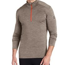Icebreaker Shirt langarm Oasis Long Sleeve Half Zip - Top interior térmico para hombre