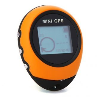 SODIAL (R) Mini de mano GPS navegacion para deporte vieja al aire libre