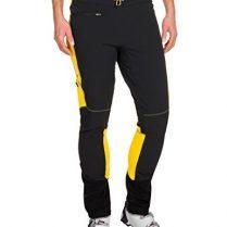 VAUDE pantalones de senderismo para hombre Larice Light gedhun choekyi, otoño/invierno, hombre, color Amarillo - amarillo, tamaño 46
