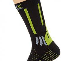 X-Socks effektor calcetines de senderismo pantalones cortos para hombre