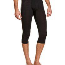 super natural - Pantalones interiores térmicos de acampada y senderismo para hombre