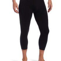 Spyder - Pantalones interiores térmicos de acampada y senderismo para hombre