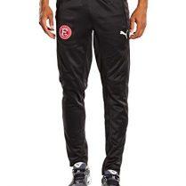 PUMA pantalones de senderismo para hombre fortuna Düsseldorf de entrenamiento gedhun choekyi, otoño/invierno, hombre, color Negro - Negro, blanco, tamaño M