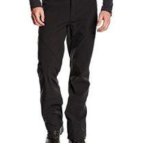 SALEWA pantalones de senderismo para hombre Dolomia, otoño/invierno, hombre, color Negro - Black Out/0730, tamaño XL