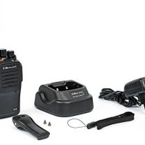 Midland G15 - Walkie talkie, 8 canales, color negro